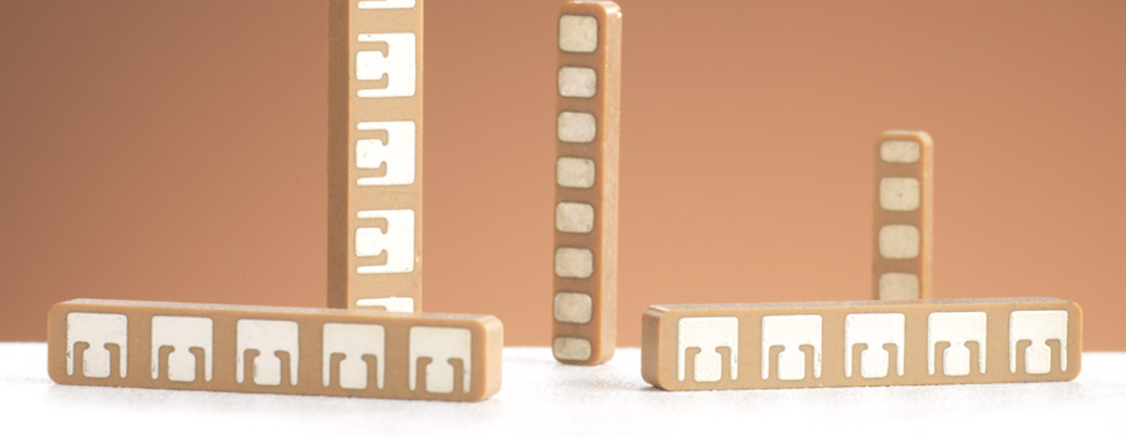 bare rectangular ceramic capacitors